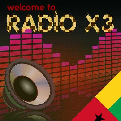 Rádios da Guiné-Bissau - X3 Guinea-Bissau Radio