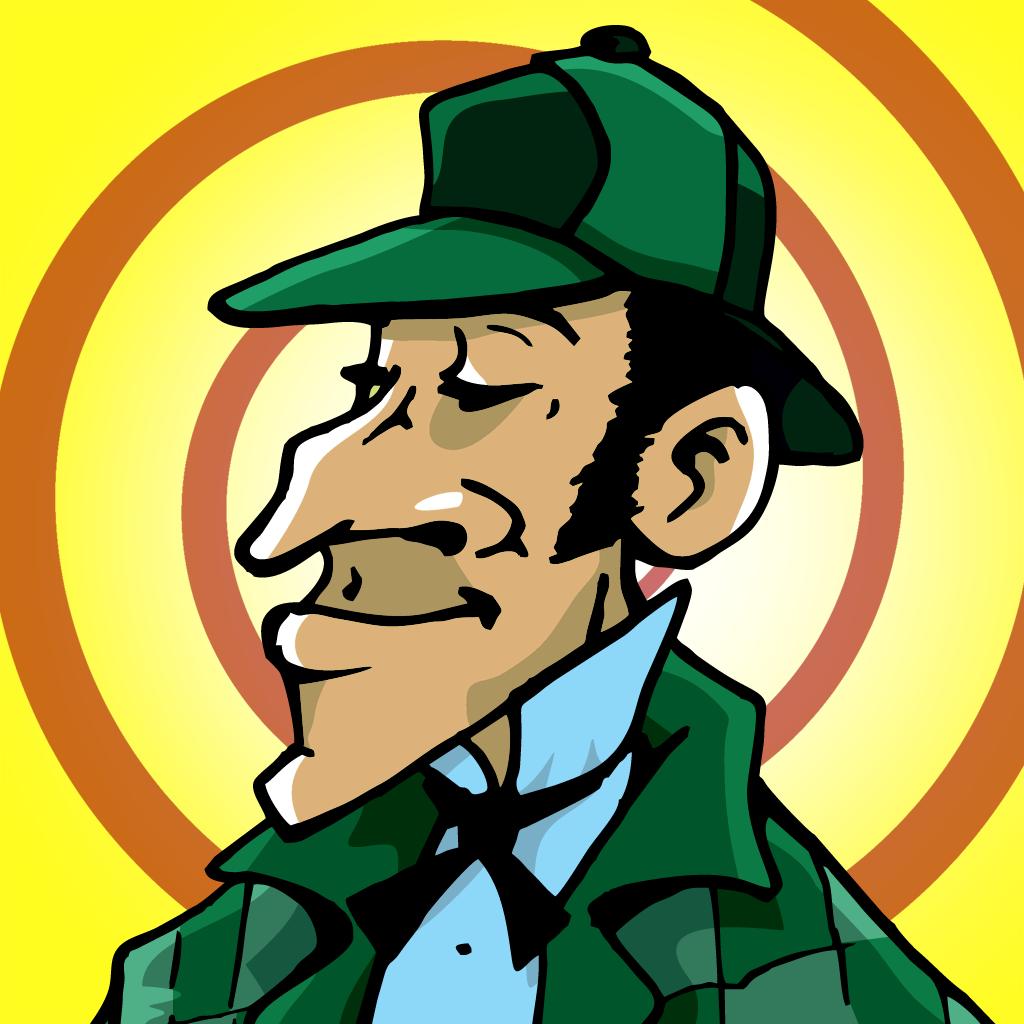 Детектив Холмс: Капкан на охотника - поиск предметов